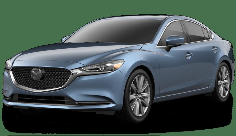 New 2018 Mazda6 Sport FWD 4D Sedan