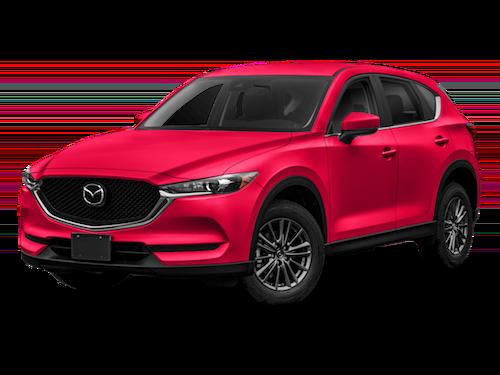 New 2019 Mazda CX-5 Sport FWD 4D Sport Utility