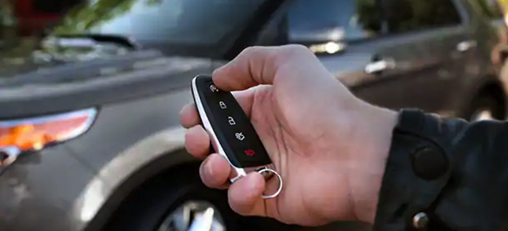 ford remote start ford key fob