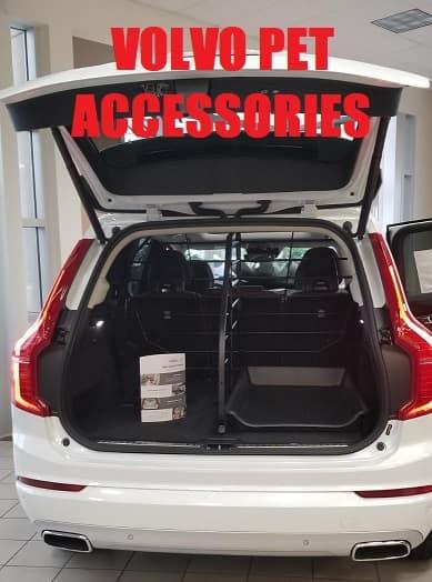 Volvo Pet Accessories: Dog Safety! | Beach Automotive Group
