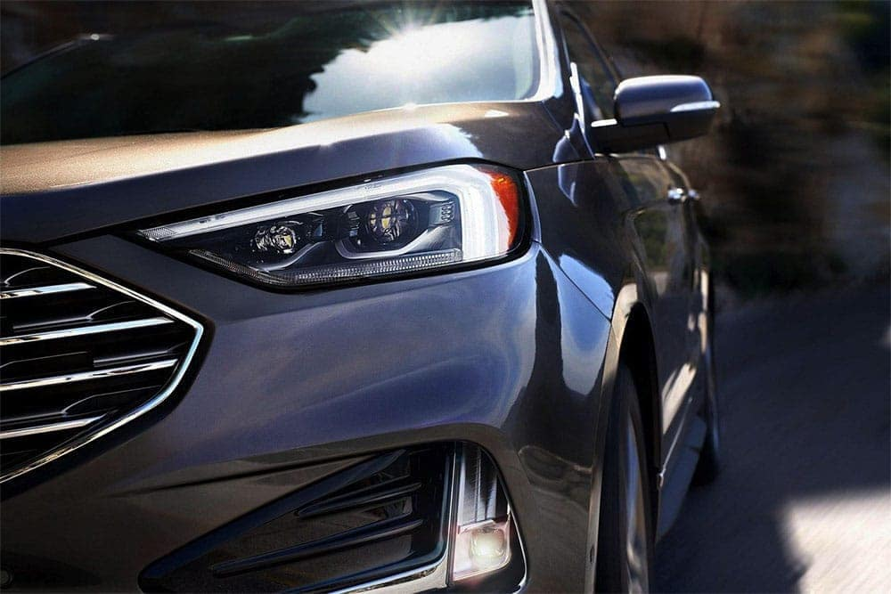 2019 Ford Edge headlights