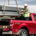 2019 Ford F-150 loading bed