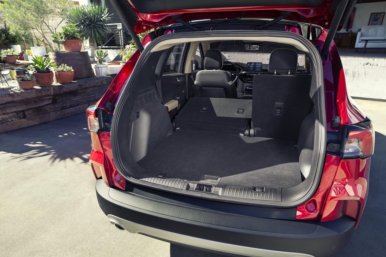 2020 Ford Escape Dimensions Beach Automotive Group