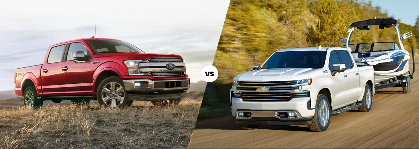 2020 Ford Edge vs. 2020 Ford Escape