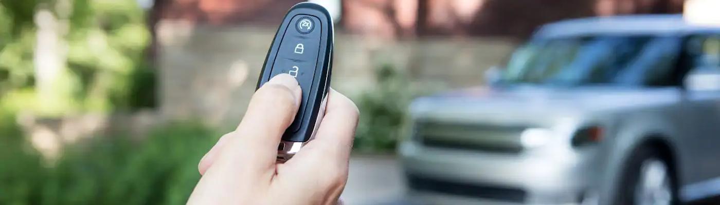 Ford Edge Key Fob