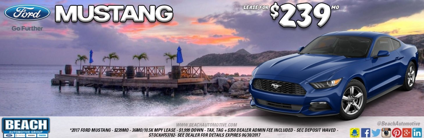 Myrtle Beach Car Dealerships >> Beach Ford in Myrtle Beach, SC | New & Used Cars