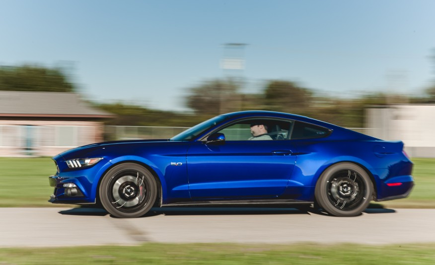 2017 Mustang Gt350 Black >> 2017 Ford Mustang: Pick Your Pony! | Beach Ford
