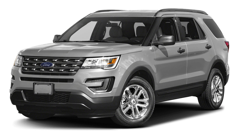 Explore the 2017 Ford Explorer at Beach Ford Today!