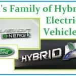hybrid and electric