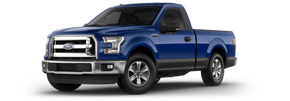 2017 Ford F 150 Lightning Blue Manetic Two Tone Beach Ford
