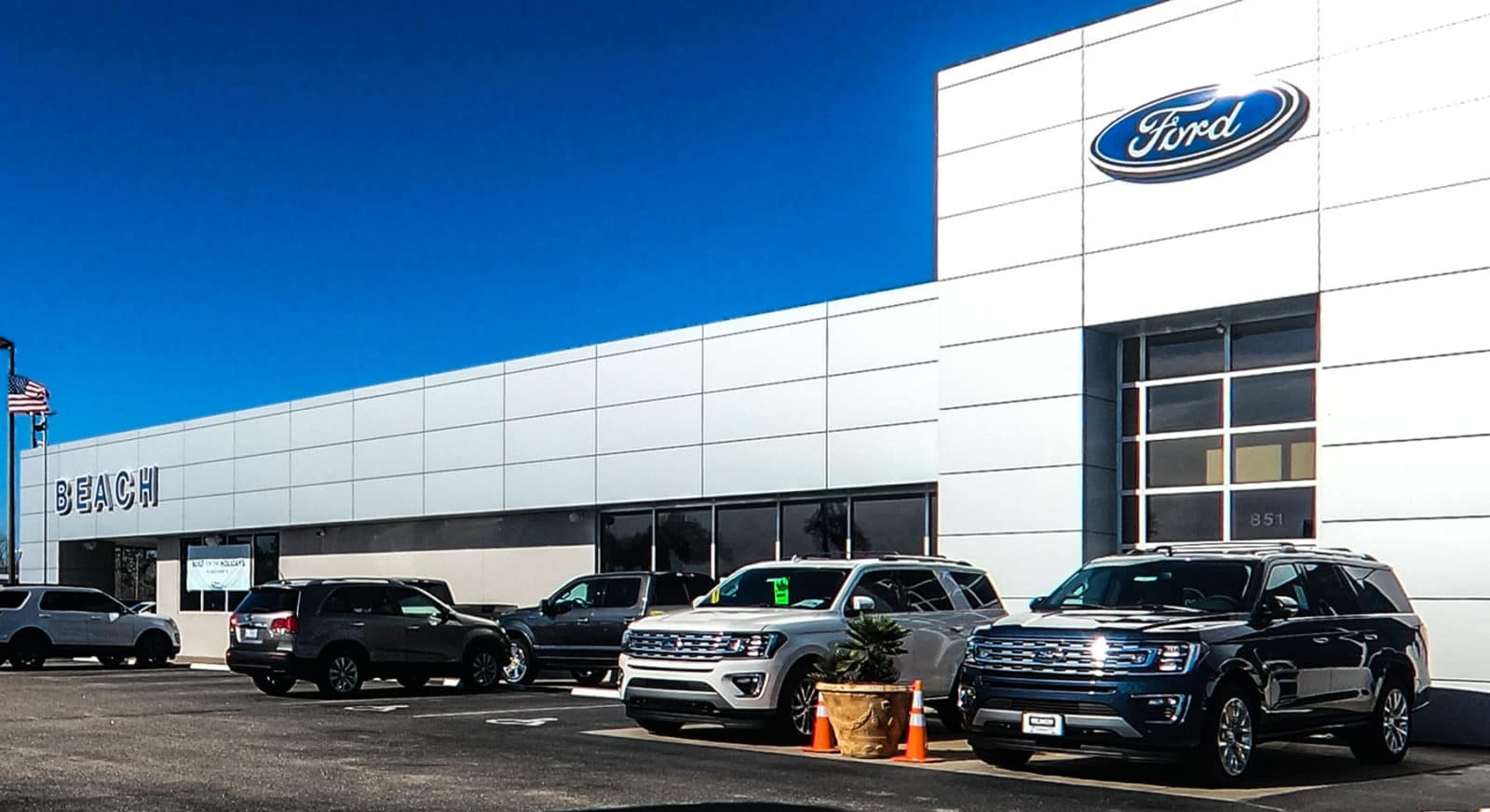 Myrtle Beach Ford >> Beach Ford In Myrtle Beach Sc New Used Cars