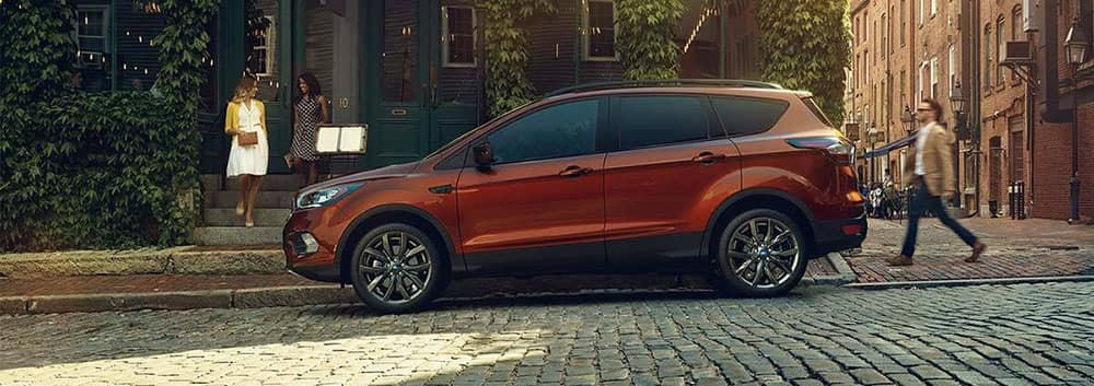 2018 Ford Escape Performance banner
