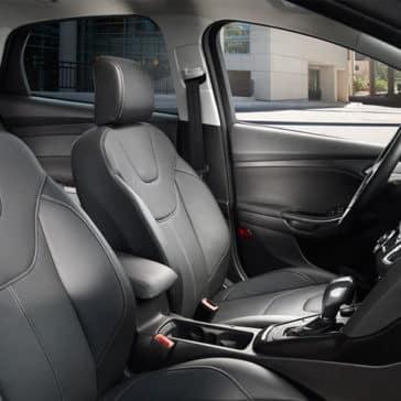 2018 Ford Focus Interior Seats