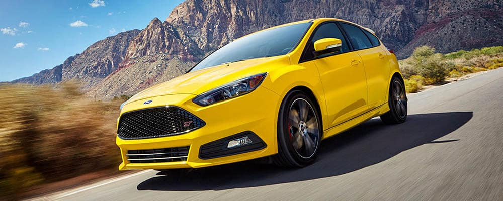 2018 Ford Focus ST Mountain Drive