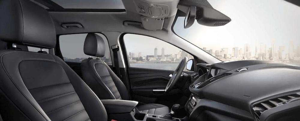 Brilliant 2019 Ford Escape Dimensions Interior Cargo Space Exterior Creativecarmelina Interior Chair Design Creativecarmelinacom
