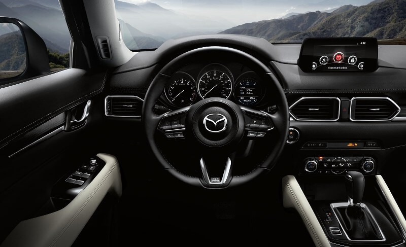 Mazda Cx 5 2017 Interior >> Explore The 2017 Mazda Cx 5 Interior