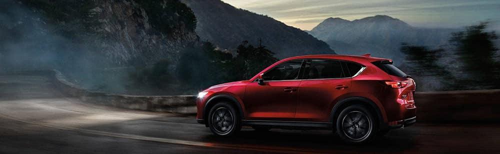 2018 Mazda CX-5 Small SUV Driving