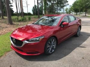2018 Mazda 6