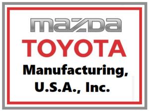 Mazda Toyota Manufacturing