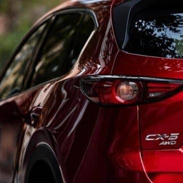2019 Mazda CX-5 taillight