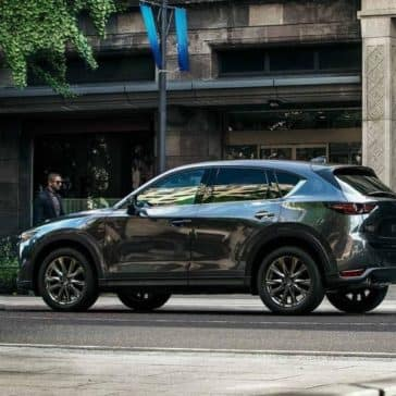 2019 Mazda CX-5 profile