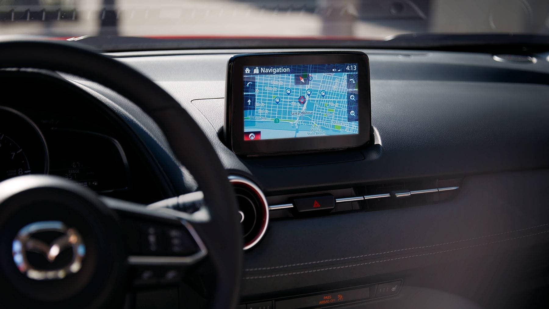 2019 Mazda CX-3 navigation