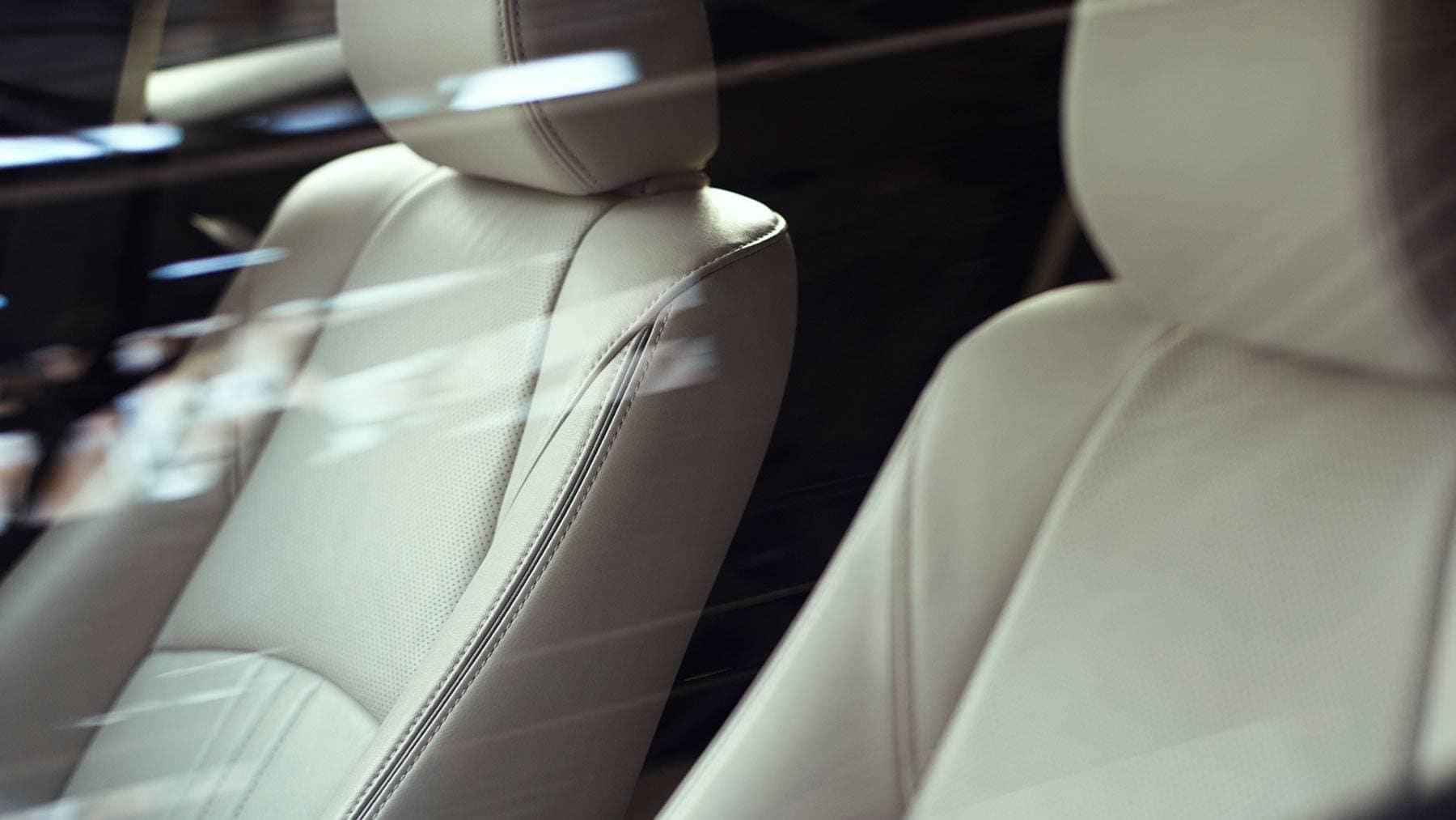 2019 Mazda CX-3 front seats