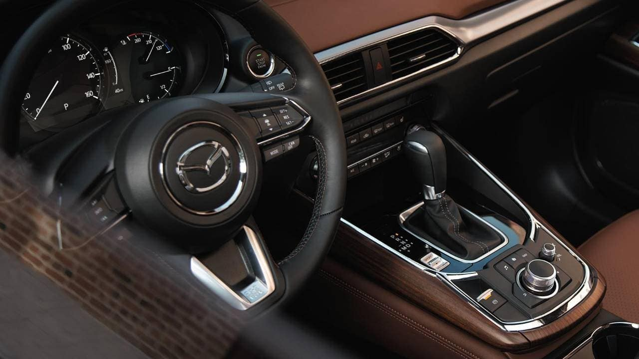 2019 Mazda CX-9 drivers seat