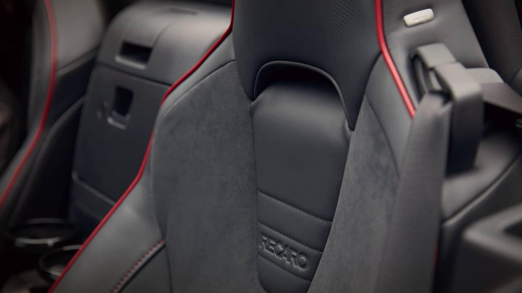 2019 Mazda MX-5 Miata sport seats