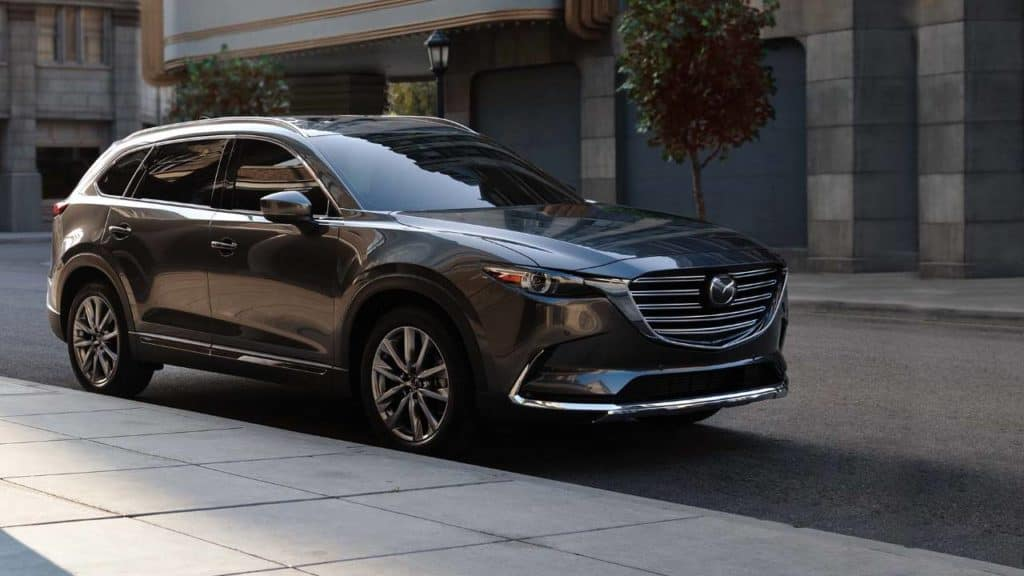 2019 Mazda CX-9 in city