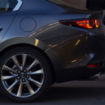 2019 mazda3 sedan backlight banner
