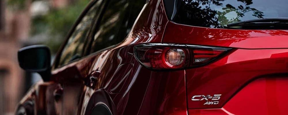 2019 Mazda CX-5 rear view