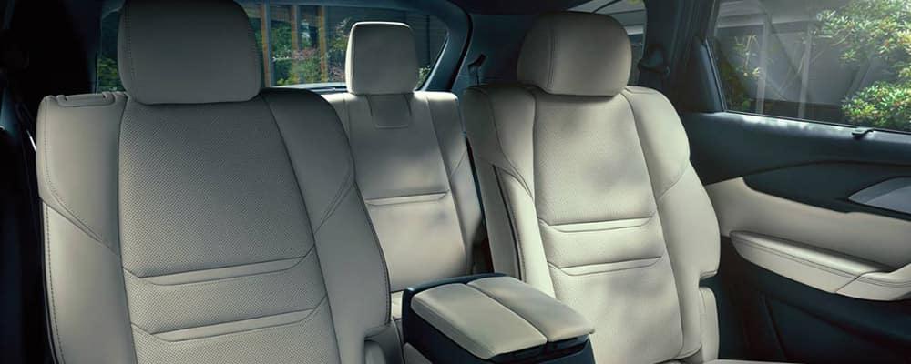 2020 Mazda CX-9 interior seating