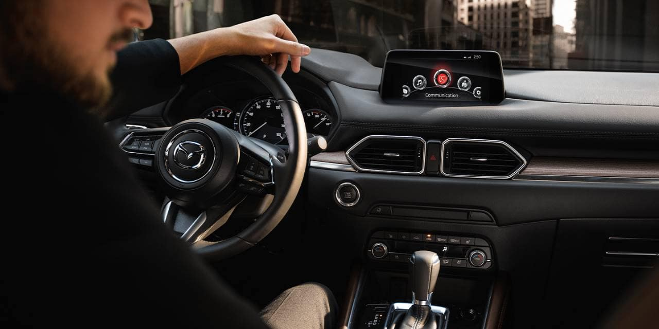 2020 Mazda CX-5 drivers seat