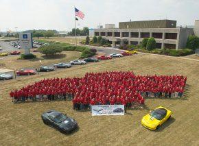 factory shutdown coming up schedule corvette plant tours soon. Black Bedroom Furniture Sets. Home Design Ideas