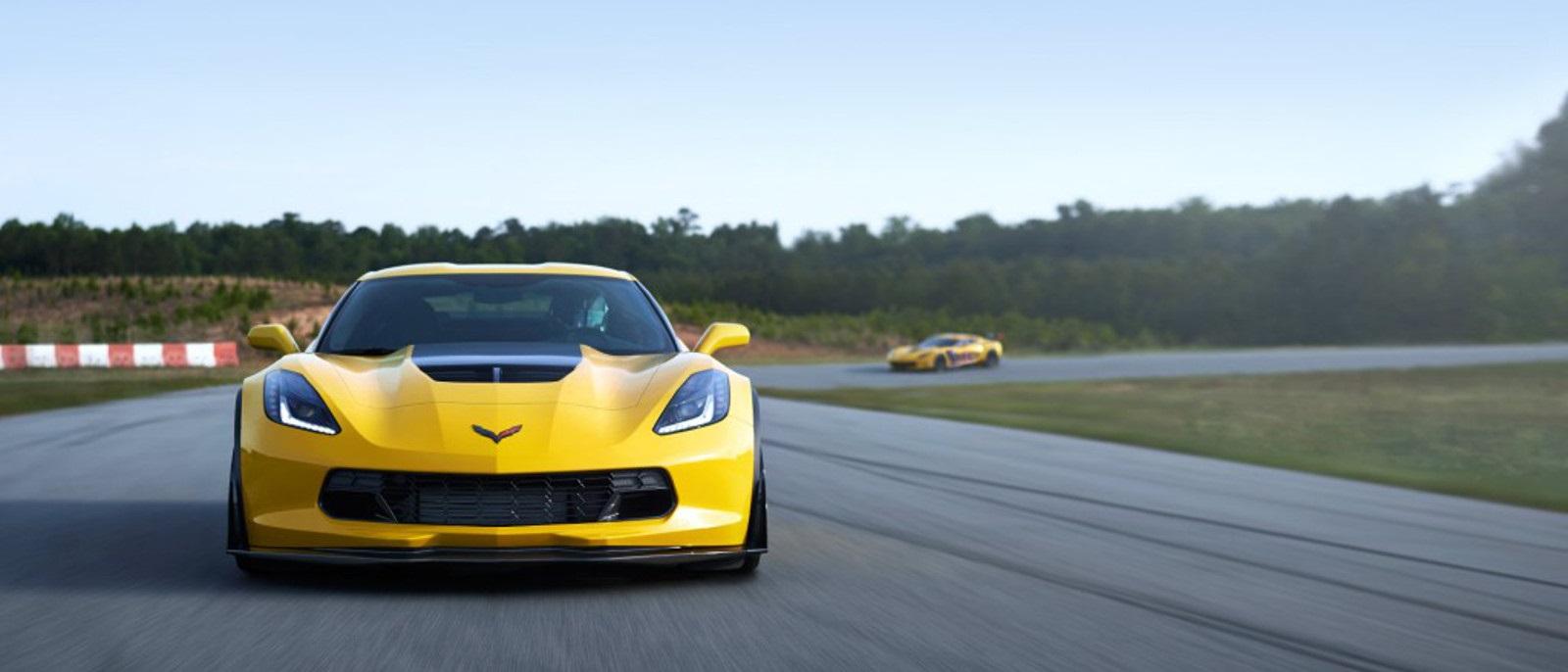 Feel The Rush Behind The Wheel Of The 2016 Corvette Z06