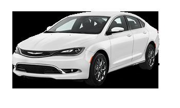New 2015 Chrysler 200 C AWD