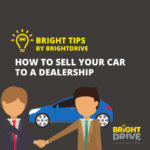 Selling your car to a dealership