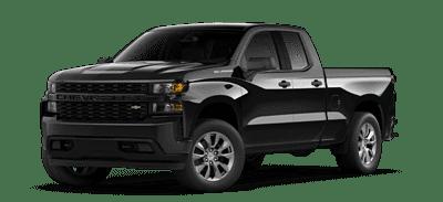 Black Pickup Truck