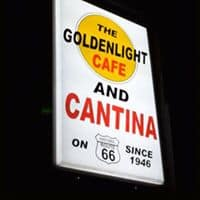 Golden Light Cantina logo