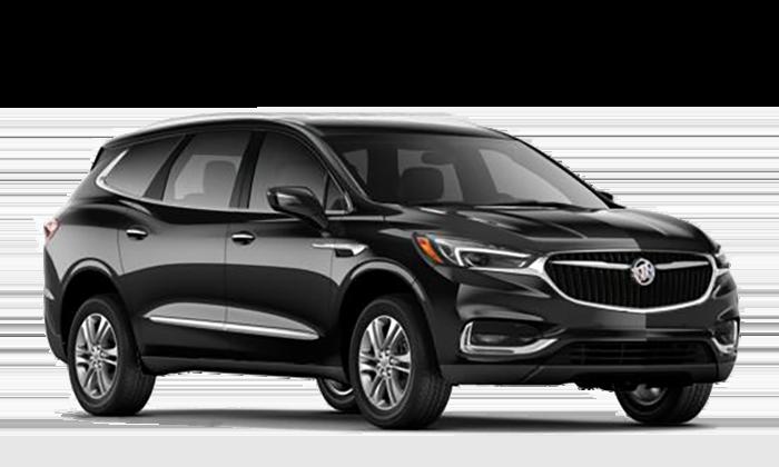 2018 Buick Enclave Black