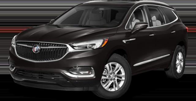 2018 Buick Enclave comp