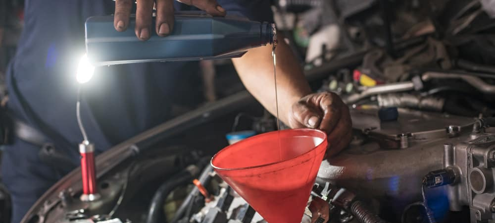 Brown Honda Amarillo >> How Do I Change My Car's Oil? | Brown Automotive Group Service