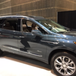 Buick Enclave Avenir profile view