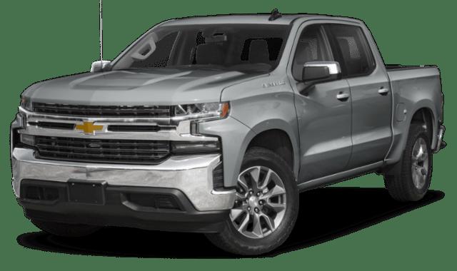 2019 Chevrolet Silverado 1500 2WD Crew Cab