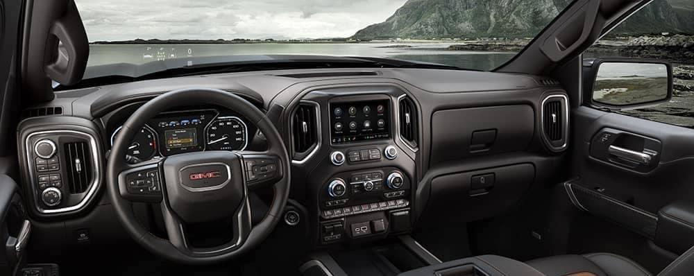 2019 Sierra 1500 Interior