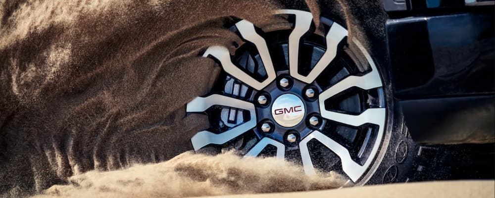 2019 GMC Sierra 1500 Wheel