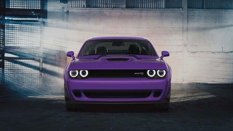 2018 Purple Challenger