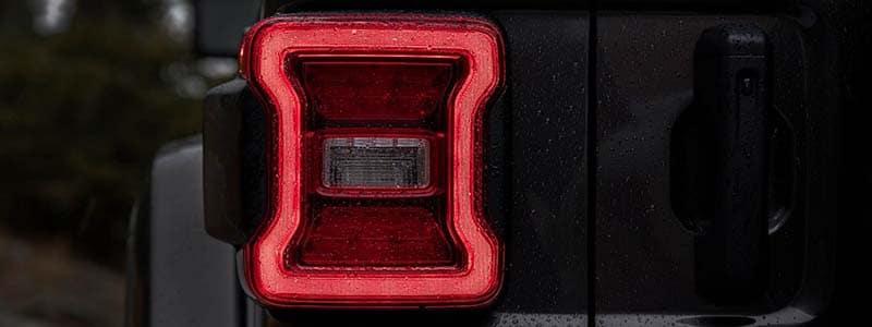 Jeep Taillight