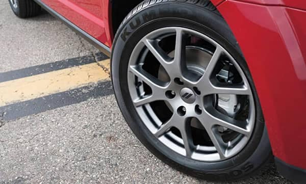 2018 Dodge Journey Tire